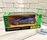 """Машина металл """"АВТОПРОМ"""",1:24 Lamborghini Aventador LP700-4, открываются двери, в коробке 68254A, фото 2"""