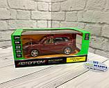 """Машина металлическая """"АВТОПРОМ"""",1:24 """"Porsche Cayenne S"""" 2 цвета, батарейках, свет, звук, открываются двери,, фото 2"""