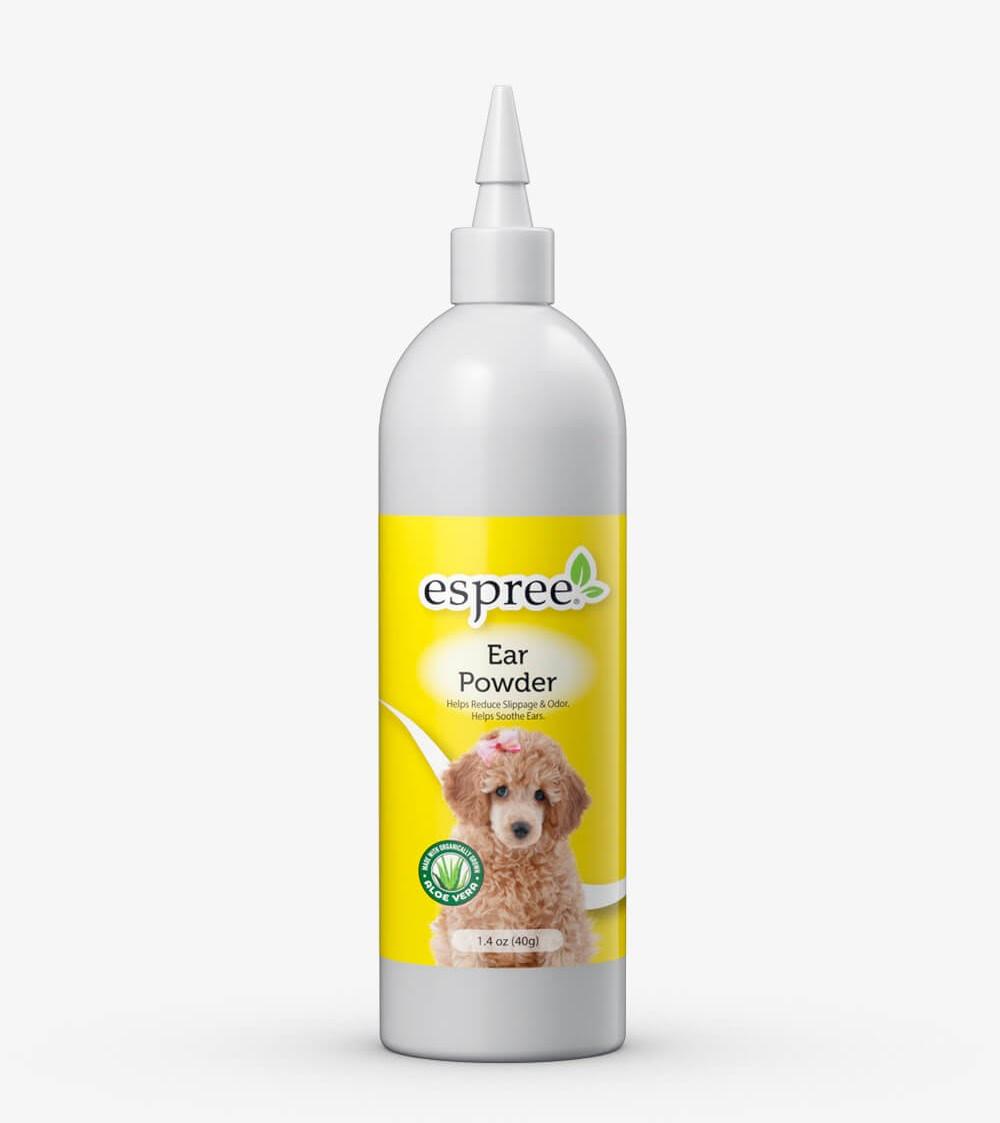 Espree Ear Powder 40 г - пудра, очиститель ушей для собак