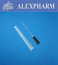 Игла одноразовая инъекционная стерильная  22G 0,7*40мм (уп/100шт) ALEXPHARM (Китай)
