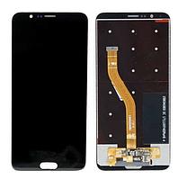 Дисплей (экран) для Huawei Honor V10 + тачскрин, черный