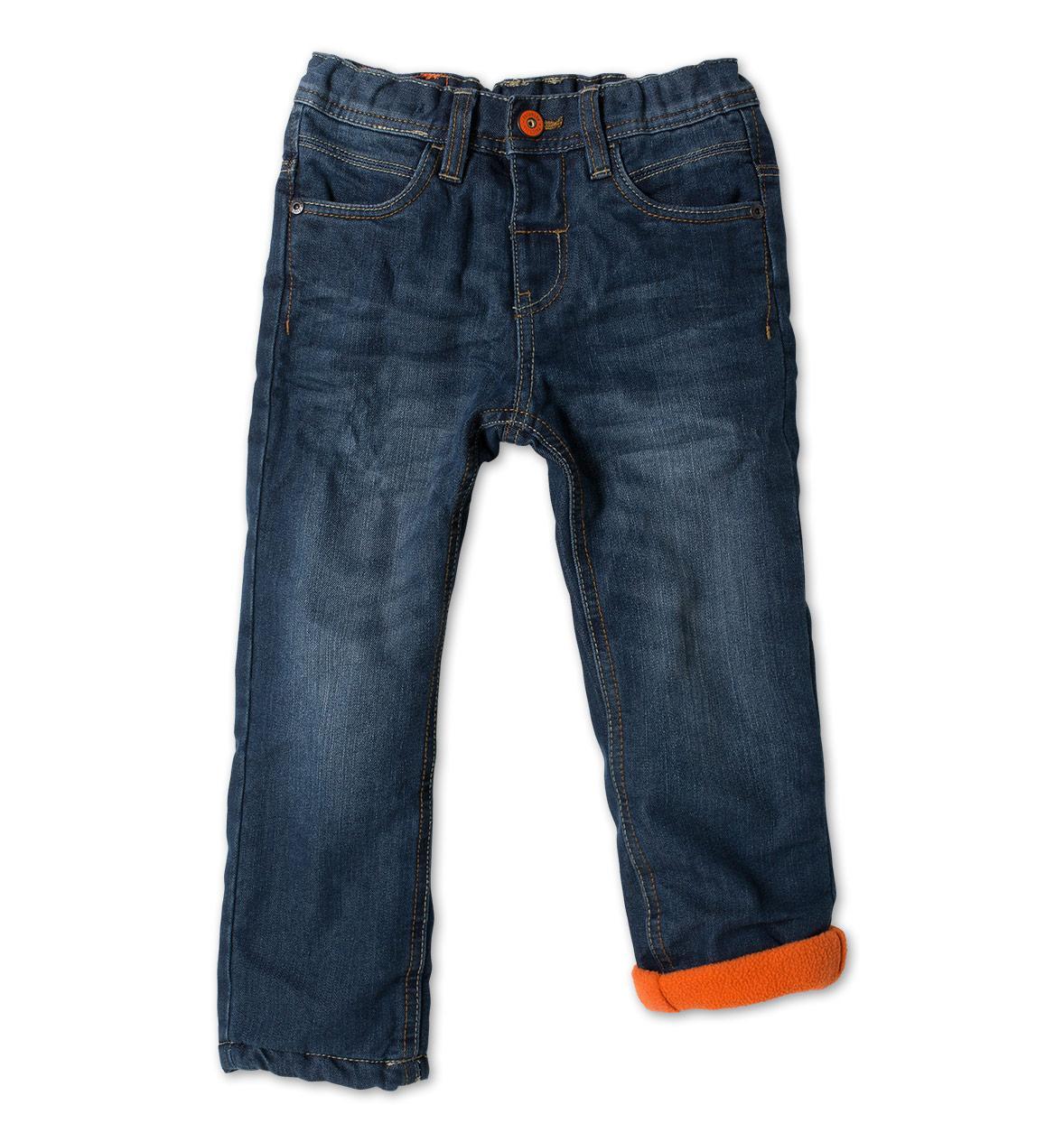 Термо джинси на флісовой підкладці для хлопчика C & A Німеччина Розмір 122