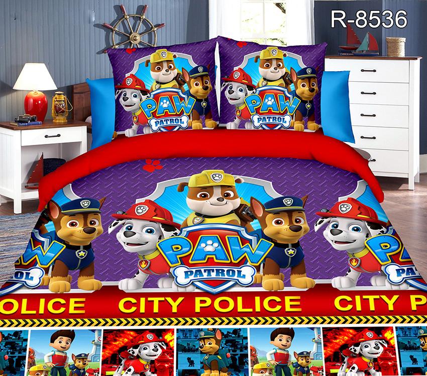 Полуторный   комплект постельного белья для детей R8536