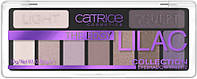 Catrice Палетка теней для век The Edgy Lilac Collection Eyeshadow Palette, фото 1