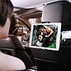 Держатель на подголовник автомобиля Baseus Back Seat Car Mount Holder Black, фото 3