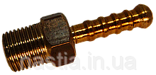 NR07.047 (11006304) З'єднувальний елемент(прямий, на блокпост), 1/8-хомут, Vending