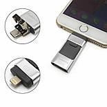 USB-накопитель для флэш памяти OTG  64 ГБ, фото 3