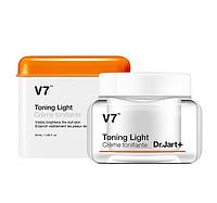 Освітлюючий крем з вітамінним комплексом Dr. Jart+ V7 Toning Light, фото 1