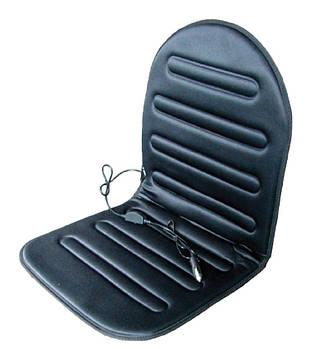 Накидка сидіння з підігрівом (95 х 45 см) Польща Elegant 100 569