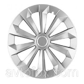 Колпаки колес FAME Радиус R15 (4шт) Jestic