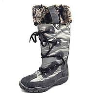 Зимние детские ботинки Reiker К1274-45, серые, р. 32
