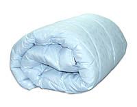 ТМ TAG Одеяло лебяжий пух Голубое 1.5-сп.