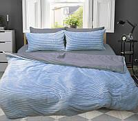 Комплект постельного белья зима-лето Light blue