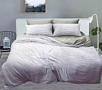 ТМ TAG Комплект постельного белья зима-лето Grey