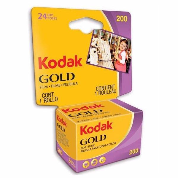 Фотопленка Kodak GOLD 200 135-24