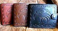 Брендовый мужской кошелёк для фото №3 ОРЕЛ, фото 1