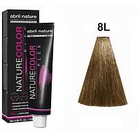 Безаміачна крем-фарба для волосся Abril et Nature Nature Color Plex 8L Світло-русявий 120 мл