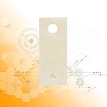 Пластина сухаря задньої ресори ЗІЛ-130.