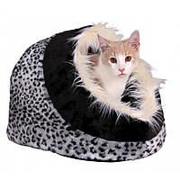 Мягкое место-лежак для собак и кошек с опушкой Trixie Minou