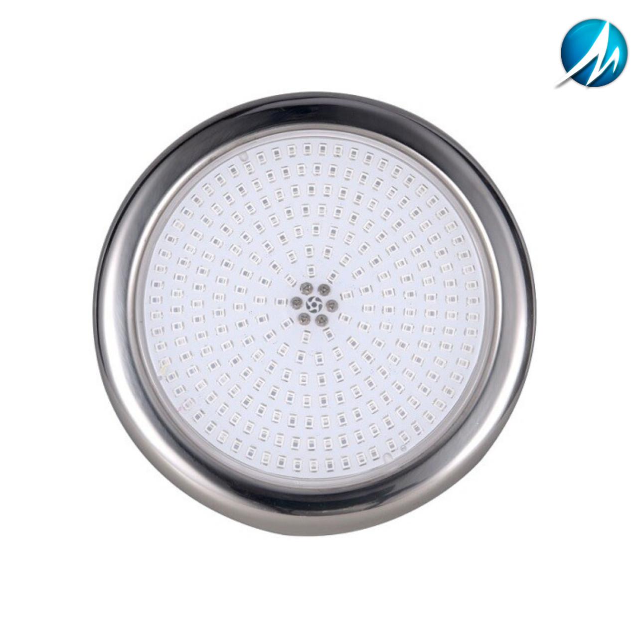 Прожектор світлодіодний Aquaviva LED227C 252LED (18 Вт) RGB, тип кріплення різьба