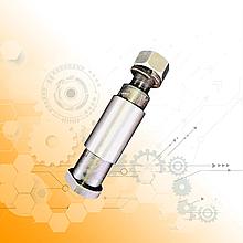 Палець вушка задньої ресори ЗІЛ-130 / комплект / 130-2912478/2028