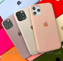 Силиконовый чехол для iPhone