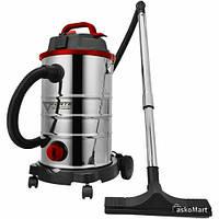 Пылесос для влажной и сухой уборки 30 л 1.8 кВт FORTE VC3018SAD (83935)