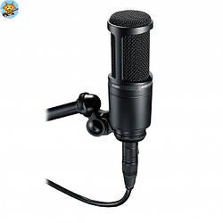 Микрофон студийный Audio-Technica AT2020