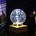 3D Светильник магический шар бесконечности P, фото 6