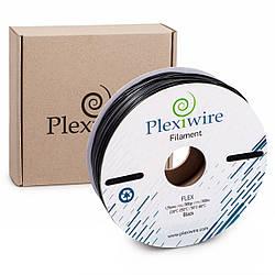 FLEX пластик для 3D принтера 1.75 мм Чорний (300 м / 0.9 кг)