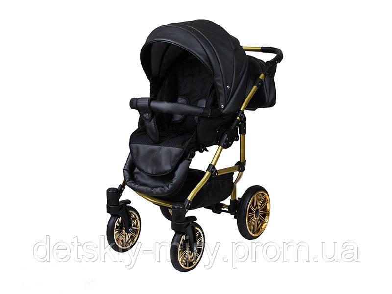 Детская универсальная коляска 2 в 1 Novita Perla - фото 3
