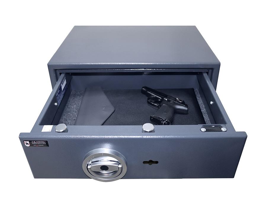 Сейф для пистолета GRIFFON GU.50.K (Украина)