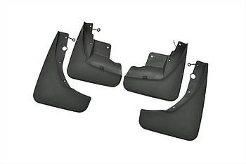 Брызговики полный комплект для Jeep Grand Cherokee 2011-2013 комплект 4шт MF.JEGC1113