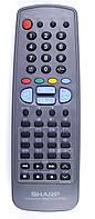 Пульт Sharp  G1066PESA (TV.VCR) з ТХТ як оригінал