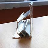 Профіль алюмінієвий для натяжних стель - дворівневий №3, безщелевой. Довжина профілю 2,5 м., фото 4