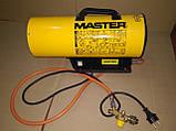 Теплова газова гармата MASTER BLP 33 Італійського виробництва, для монтажу натяжних стель, фото 3