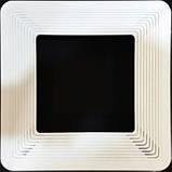 Платформа универсальная квадратная для встроенных светильников размерами 150-200мм (шаг 10 мм) для монтажа, фото 3