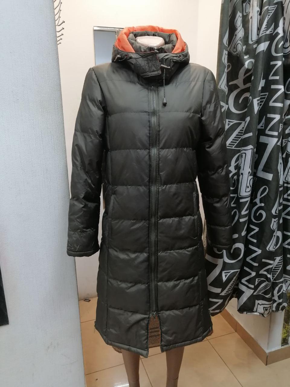 Женская зимняя куртка с капюшоном 2527