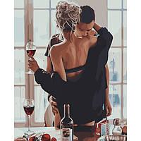 """Картина по номерам. Art Craft """"Романтическое утро 2"""" 40*50см 10354, картины по номерам,раскраски с"""
