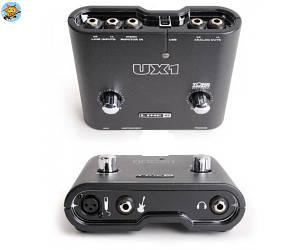 Аудиоинтерфейс Line 6 Pod Studio UX1