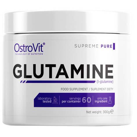 Glutamine OstroVit (300 гр.), фото 2