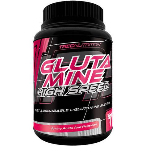 Glutamine High Speed Trec Nutrition (500 гр.), фото 2