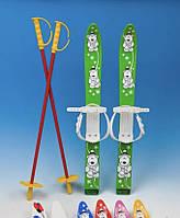 Детские лыжи от 4-х лет
