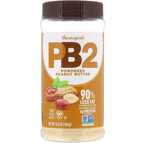 Peanut Powder PB2 Foods (184 гр.), фото 2