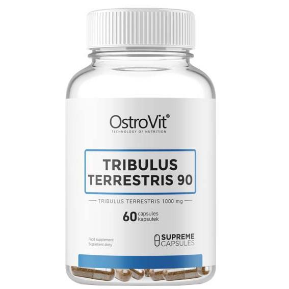 Tribulus Terrestris 90 OstroVit (60 капс.)