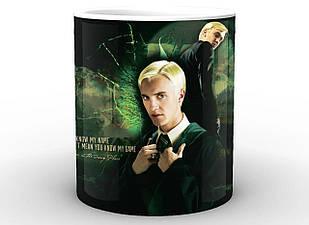 Кружка GeekLand  Harry Potter Гарри Поттер Draco Malfoy HP.02.028