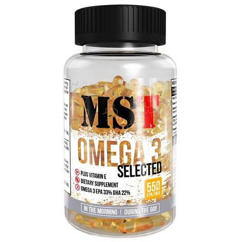 Omega 3 Selected MST (110 капс.), фото 2