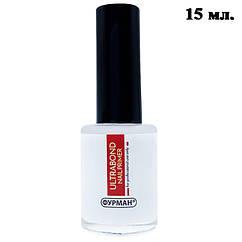 Бескислотный Праймер для Ногтей Ultrabond Фурман, 15ml, Гель лак, Наращивание ногтей