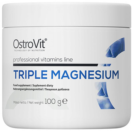 Triple Magnesium OstroVit (100 гр.)