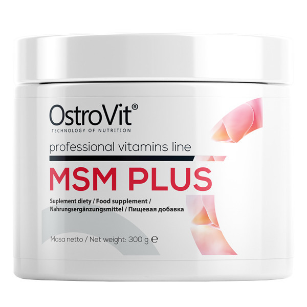 MSM Plus Ostrovit (300 гр.)